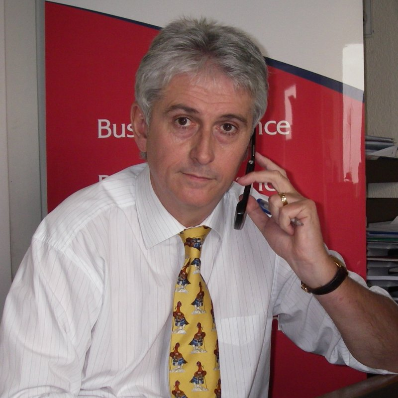 Iain Blair ASC - Business Finance & Commercial Loans